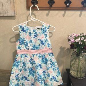 Náutica floral dress